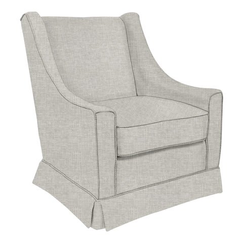 The 1st Chair Devon Swivel Glider