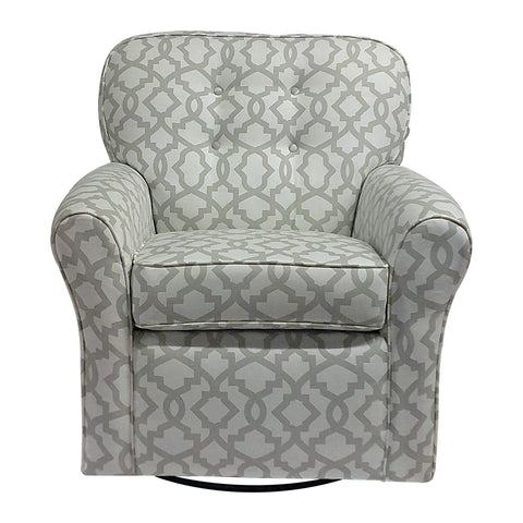 Image of The 1st Chair Lindsey Swivel Glider