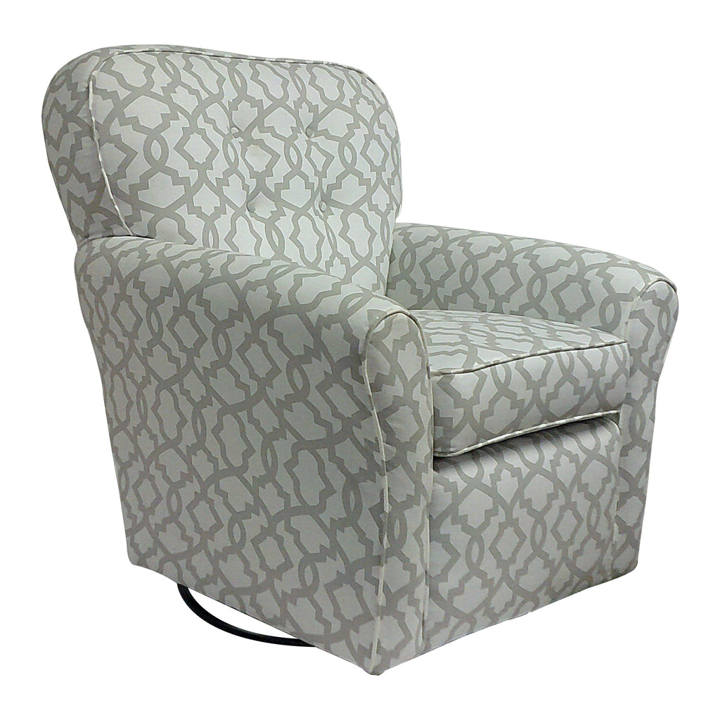 The 1st Chair Lindsey Swivel Glider