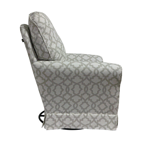 The 1st Chair Ashton Swivel Glider