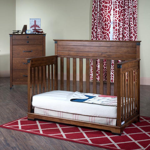 Image of Child Craft Redmond 3-Piece Nursery Set