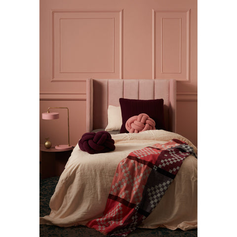 Image of Incy Sybilla Twin Bed in Sorbet Pink