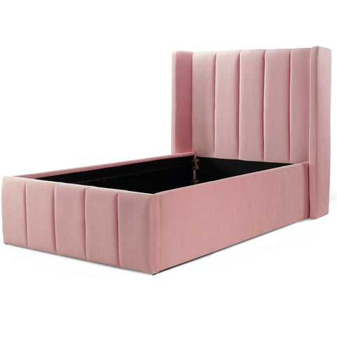 Incy Sybilla Twin Bed in Sorbet Pink