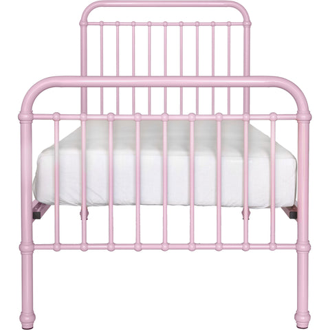 Image of Incy Interiors Polly Twin Bed in Pink