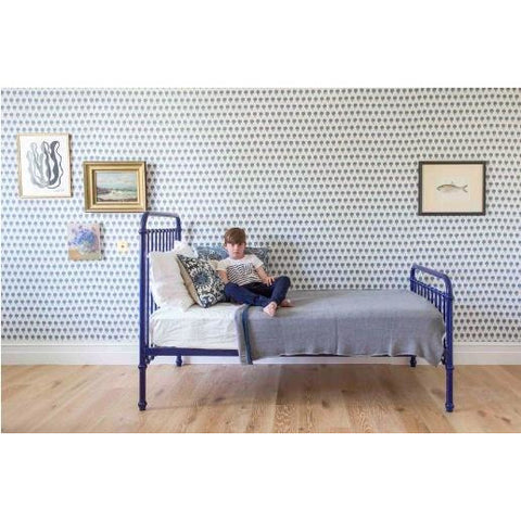 Incy Interiors Banjo Full Bed in Navy