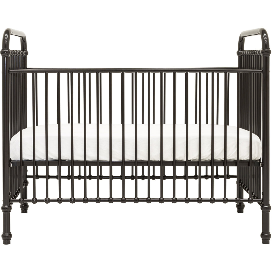 Incy Interiors Sophia Crib in Chocolate Brown