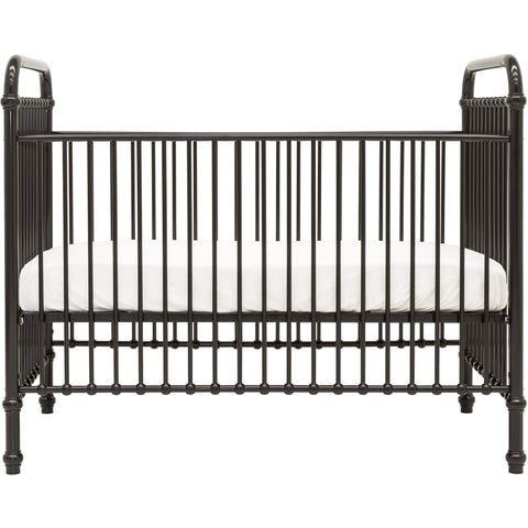 Image of Incy Interiors Sophia Crib in Chocolate Brown