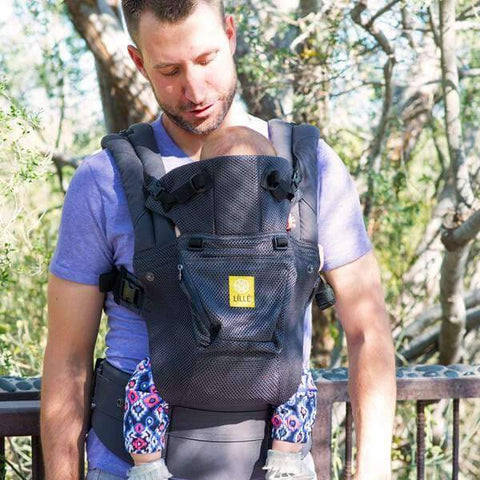 Image of Baby Carrier - Complete Airflow Baby Carrier