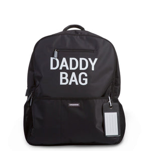Bags - Childhome Daddy Backpack In Black