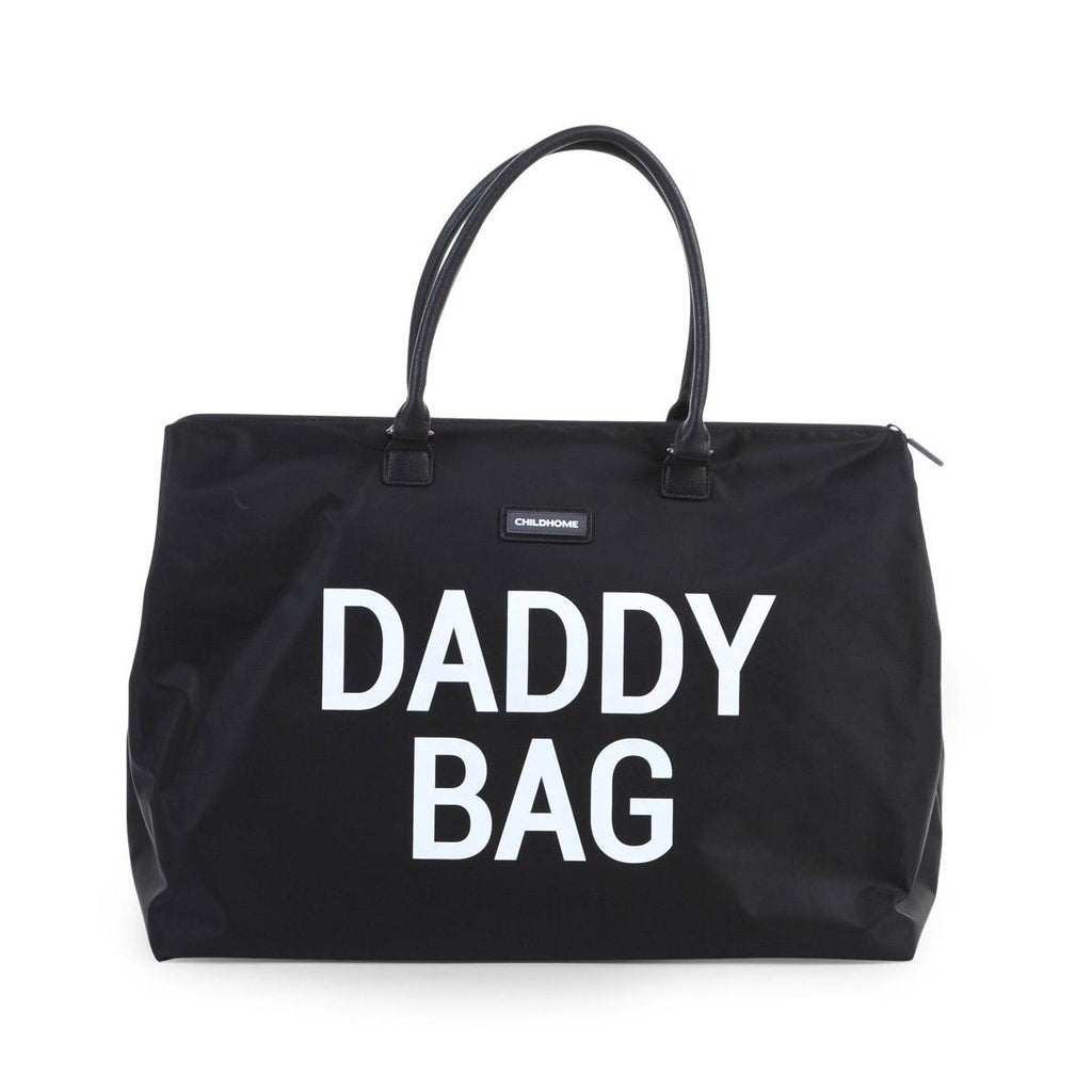 Bags - Childhome Daddy Bag In Black