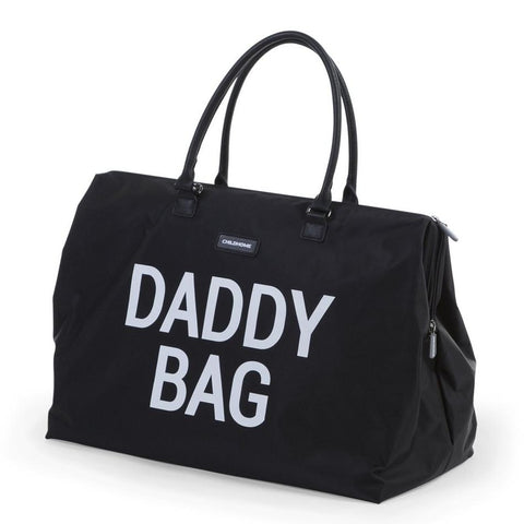 Image of Bags - Childhome Daddy Bag In Black