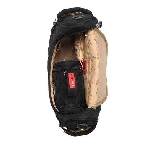 Bags - Storksak Poppy Quilt Convertible Backpack