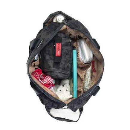 Image of Bags - Storksak Sandy Diaper Bag