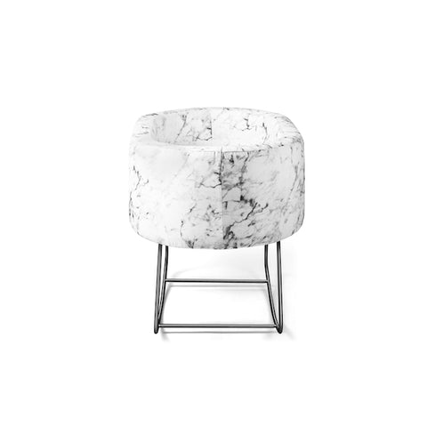Bassinet - Aristot Bassinet Carrara Marble + Dondolo Rocking Base