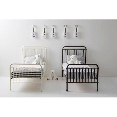 Bed - Incy Interiors Mia Twin Bed In White