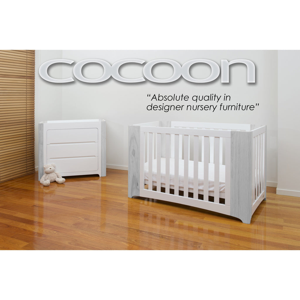 Changing Table - COCOON Evoluer Change Area (including Change Mat And Cover)