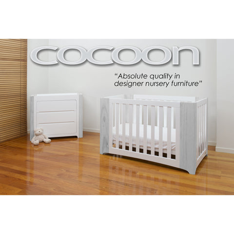 Image of Changing Table - COCOON Evoluer Change Area (including Change Mat And Cover)