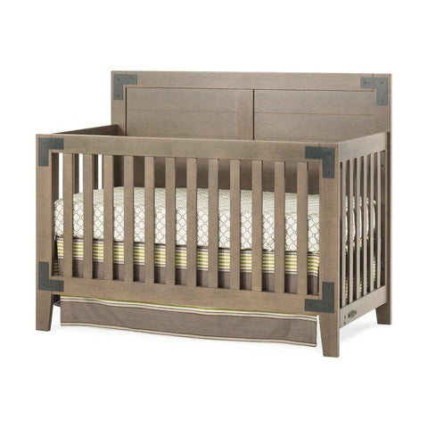 Crib - Child Craft Lucas 4-in-1 Convertible Crib