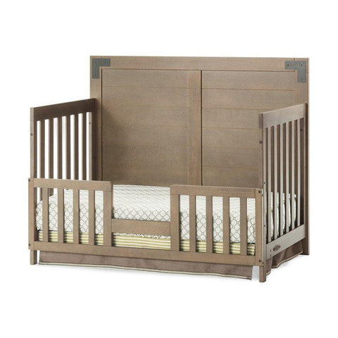 Image of Crib - Child Craft Lucas 4-in-1 Convertible Crib