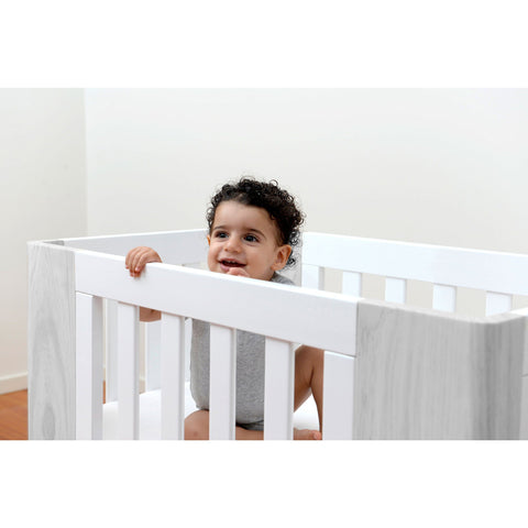 Image of Crib - COCOON Evoluer 4-in-1 Crib & Bassinet