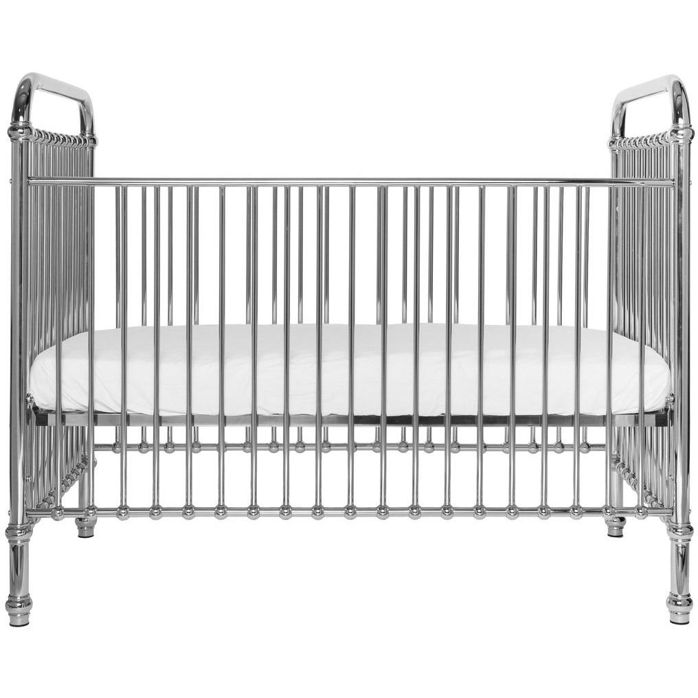 Crib - Incy Interiors Harry Crib In Chrome