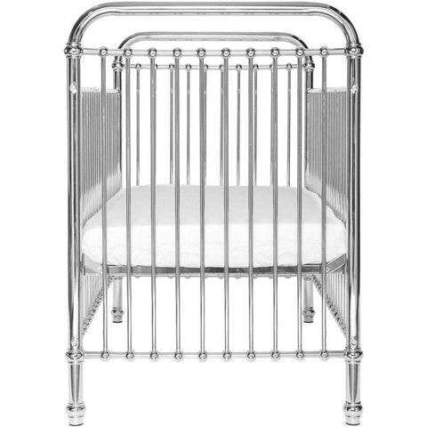 Image of Crib - Incy Interiors Harry Crib In Chrome
