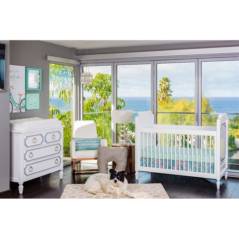 Image of Crib - Newport Cottages Beverly Crib With Molding