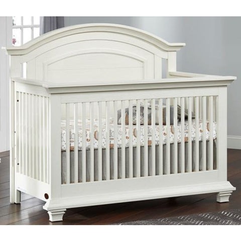 Image of Crib - Oxford Baby Cottage Cove 4-in-1 Convertible Crib
