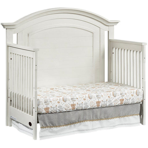 Crib - Oxford Baby Cottage Cove 4-in-1 Convertible Crib