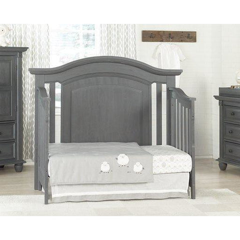 Image of Crib - Oxford Baby London Lane 4-in-1 Convertible Crib