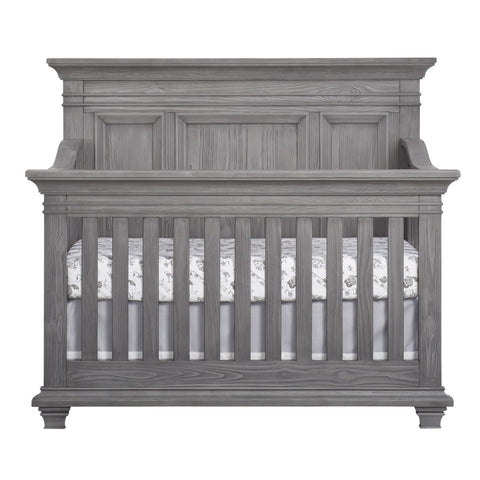 Image of Crib - Oxford Baby Westport 4-in-1 Convertible Crib