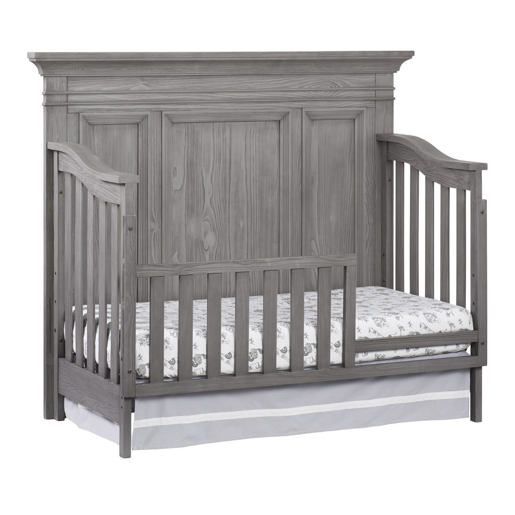 Crib - Oxford Baby Westport 4-in-1 Convertible Crib