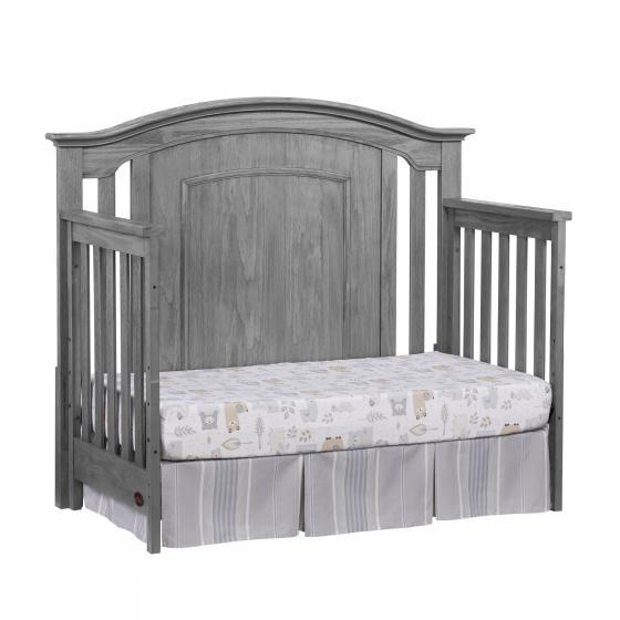 Crib - Oxford Baby Willowbrook 4-in-1 Convertible Crib