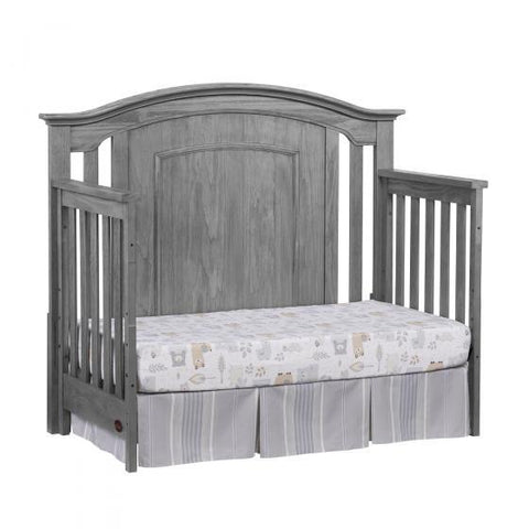 Image of Crib - Oxford Baby Willowbrook 4-in-1 Convertible Crib