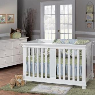 Crib - Pali Lucca 3-Piece Nursery Set