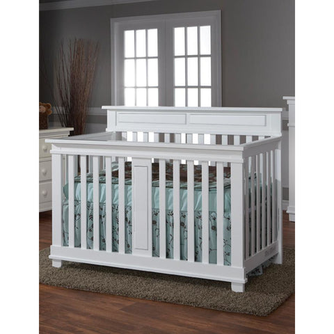 Image of Crib - Pali Torino Forever Convertible Crib