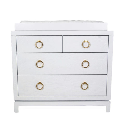 Image of Dresser - Newport Cottages Artisan 4-Drawer Dresser