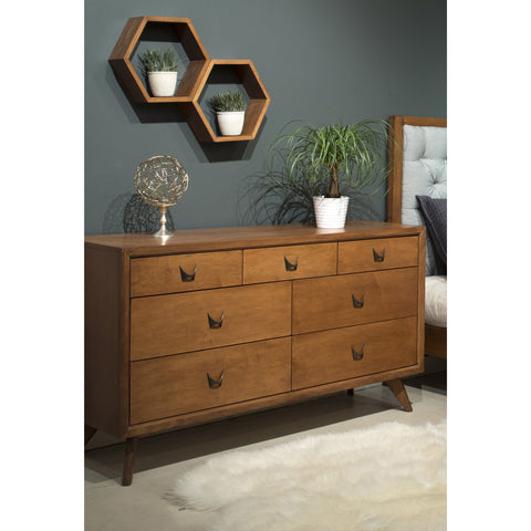 Dresser - Newport Cottages Skylar 7-Drawer Dresser