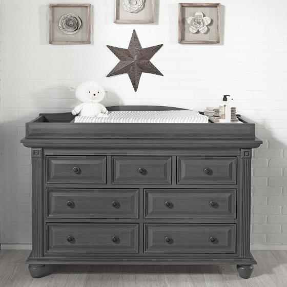 Dresser - Oxford Baby London Lane 7-Drawer Dresser