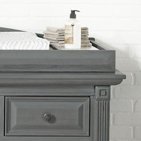 Image of Dresser - Oxford Baby London Lane 7-Drawer Dresser