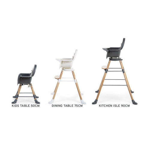 High Chair - Evolu One.80° High Chair
