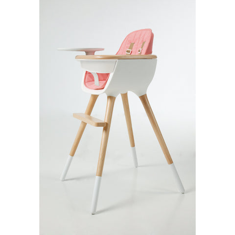 Image of High Chair - Micuna OVO Max Luxe Convertible High-Chair