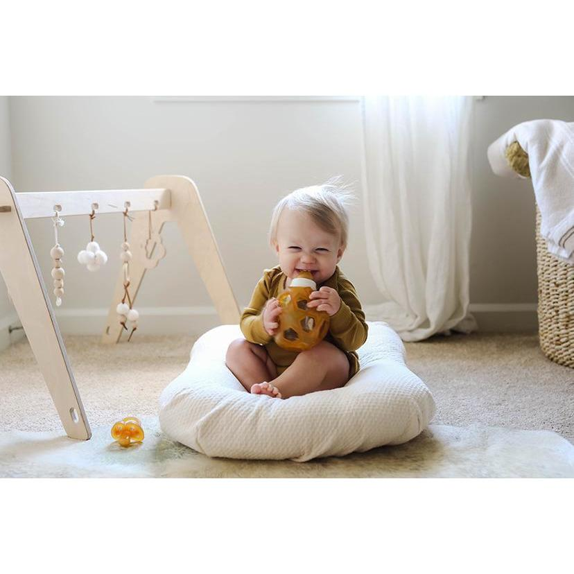 Lounger Cover - Snuggle Me Organic Puddle Pad (for Infant Lounger)