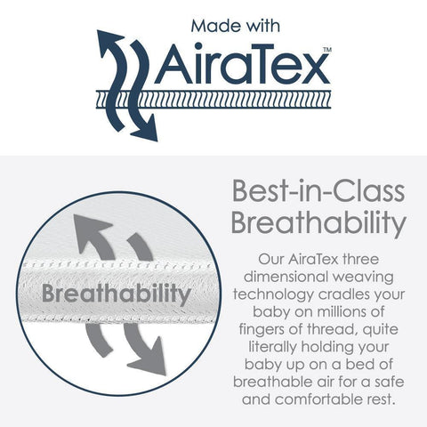 Image of Lounger - P'kolino Nuzzle Baby Lounger With Airatex - First Breath