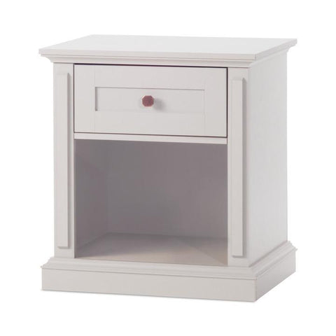 Image of Night Stand - Child Craft Tanner Night Stand