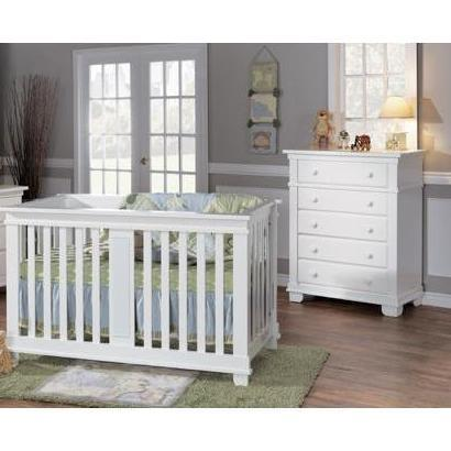 Pali Lucca 2-Piece Nursery Set