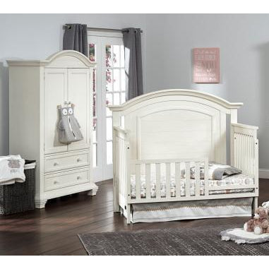 Nursery Set - Oxford Baby Cottage Cove 2-Piece Nursery Set