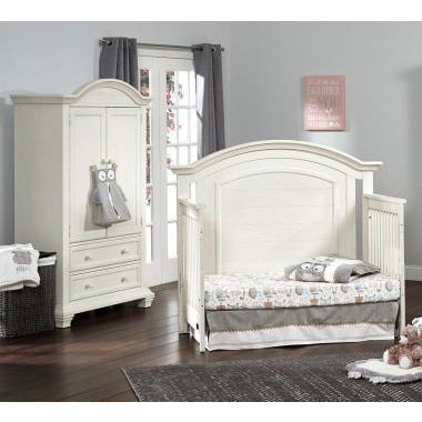 Image of Nursery Set - Oxford Baby Cottage Cove 2-Piece Nursery Set