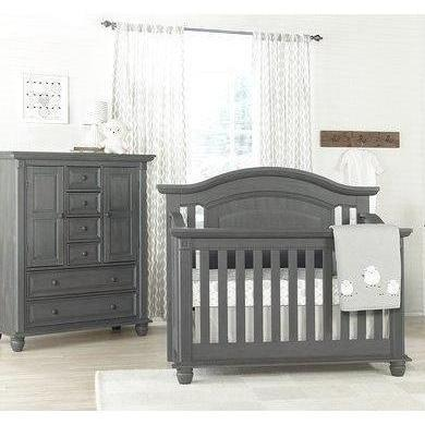 Image of Oxford Baby London Lane 2-Piece Nursery Set