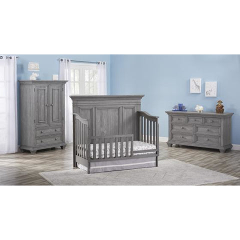 Image of Nursery Set - Oxford Baby Westport 3-Piece Nursery Set